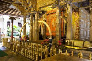 Sri Lanka - Colombo, Combiné hôtels Découverte de Kandy et Extension Balnéaire