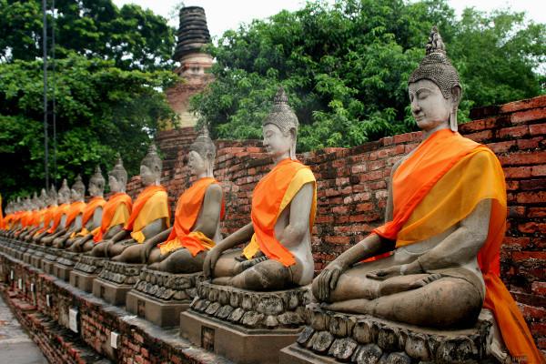 Ville - Circuit Trésors du Siam et Farniente à Phuket au Deevana 3*