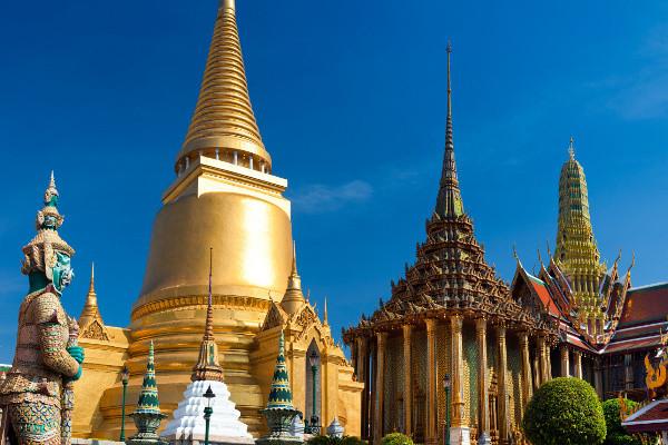 Ville - Combiné circuit et hôtel Capitales du Siam et extension à l'hôtel Amari Hua Hin 4*