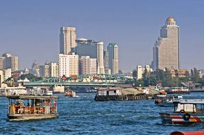 Thailande - Bangkok, Combiné hôtels Court séjour Bangkok et Koh Samui à l'Ibis Bophut Samui
