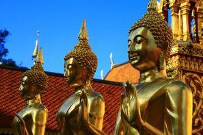 Vacances Bangkok: Combiné circuit et hôtel Capitales du Siam et extension à l'hôtel Pullman Pattatya G