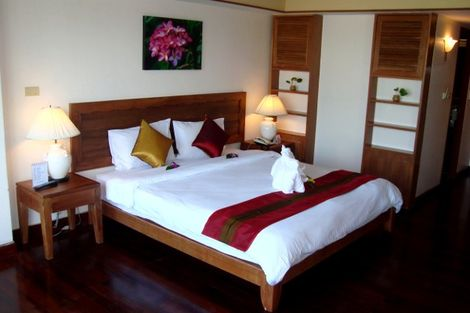 Circuit Trésors du Siam & Farniente à Koh Samui au Chaba Resort 3* THAÏLANDE