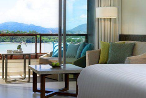 Circuit Trésors du Siam et farniente à Phuket - hôtel Westin Siray Bay Phuket THAÏLANDE