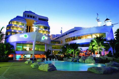 Circuit Trésors du Siam 3* et farniente à Pattaya au A-One Royal Cruise 4* THAÏLANDE