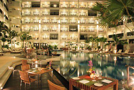 Circuit Trésors du Siam et Farniente à Phuket- Hotel Mercure Patong Phuket 4* THAÏLANDE