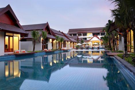 Circuit - Trésors du Siam et farniente à Phuket à L'Esprit de Naiyang 4* Charme THAÏLANDE
