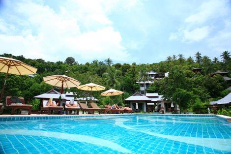 Circuit 2 îles-Koh Samui/Koh Phangan-Centra Coconut Beach Resort Samui 3* + Salad Buri 4* THAÏLANDE