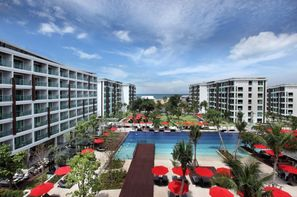 Thailande-Bangkok, Hôtel Bangkok aux plages de Hua Hin