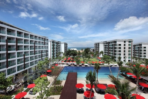 Piscine - Hôtel Bangkok aux plages de Hua Hin 4*