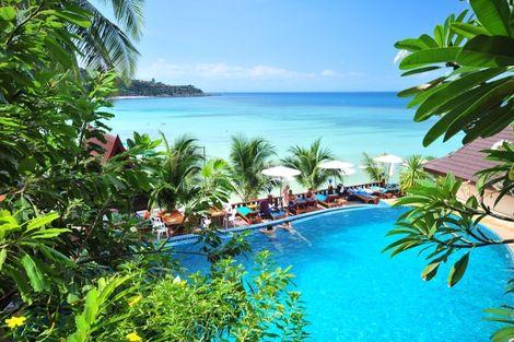 Circuit Combiné 2 îles - Koh Samui/ Koh Phangan - Hôtel Lamaï Buri + Hôtel Haad Yao 3* THAÏLANDE