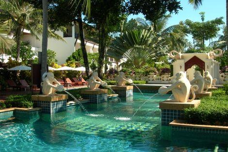 Circuit Koh Samui/Koh Phangan/Koh Tao - Imperial Boat House + Salad Buri + Haad Tien 4* THAÏLANDE