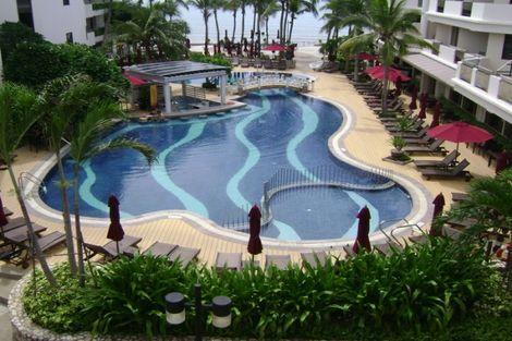 Circuit Trésors du Siam 3* et farniente à Hua Hin à l'Imperial Beach Resort 4* THAÏLANDE