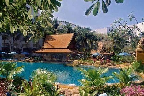 Circuit Trésors du Siam 3* et farniente à Pattaya à l'hôtel Mariott 5* THAÏLANDE