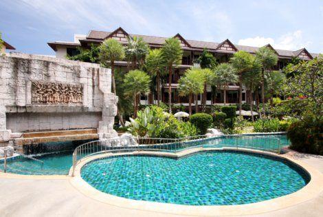 Circuit Trésors du Siam 3* et farniente à Phuket - hôtel Kata Palm 4* THAÏLANDE