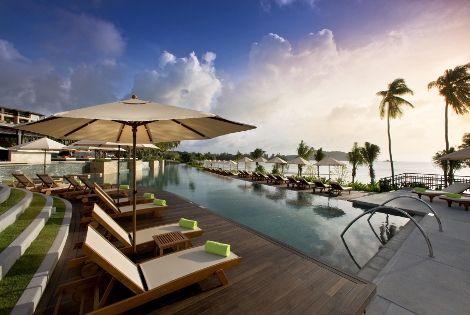 Circuit Trésors du Siam et farniente à Phuket - Hotel Radisson Plaza Resort Phuket THAÏLANDE