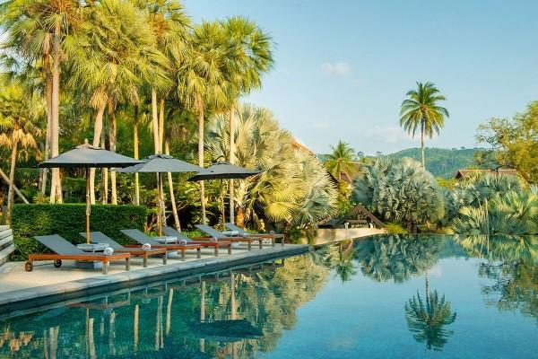 Piscine - Circuit Trésors du Siam et Farniente à Phuket à l'hôtel The Slate (ex Indigo Pearl) 5*