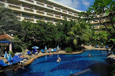 Circuit Trésors du Siam et farniente à Phuket au Royal Paradise Hôtel & Spa 4* THAÏLANDE