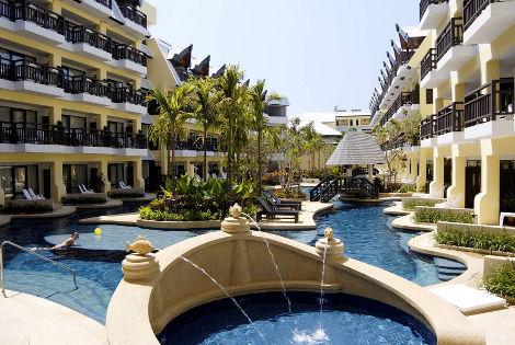 Circuit Trésors du Siam et Farniente à Phuket au Woraburi Resort & Spa 3* Sup THAÏLANDE