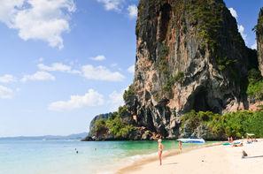 Vacances Bangkok: Combiné circuit et hôtel privatif Expérience Exclusive en Thaïlande & Séjour Balnéaire à Krabi
