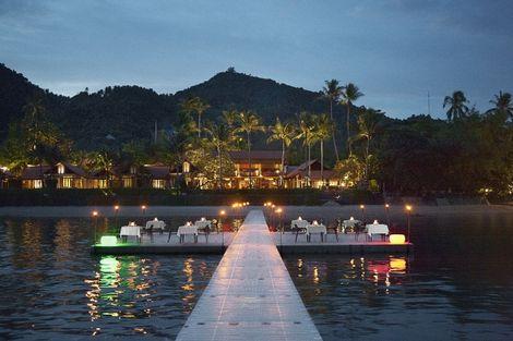 Circuit - Trésors du Siam 3* et farniente à Koh Samui au Méridien Koh Samui Resort and Spa 5* THAÏLANDE