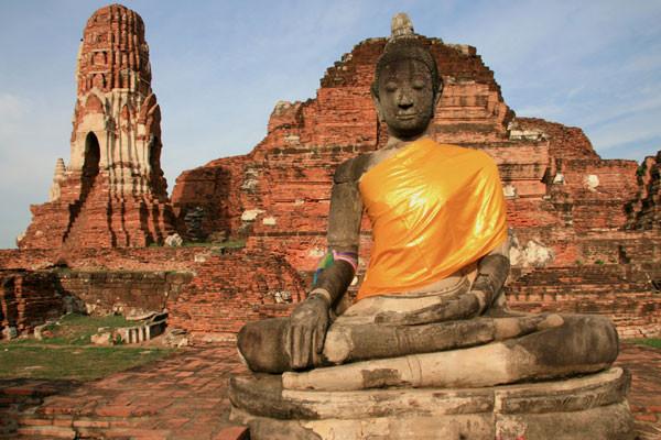 Monument - Circuit Trésors du Siam et farniente à Jomtien au Ravindra 5*