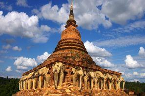 Vacances Bangkok: Circuit Tresors du Siam et farniente à Koh Samet à l'hôtel Samed Hideaway 3*