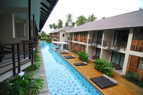 Circuit 2 îles Koh Phangan / Koh Samui - Salad Buri 4*et Centra Coconut Beach Resort Samui 3* THAÏLANDE