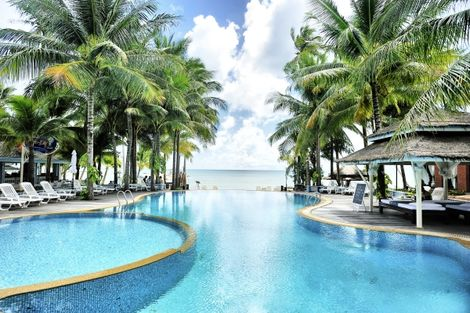 Circuit 2 îles Koh Phangan / Koh Samui - Panviman Resort & Spa 4* Charme et Buddy Oriental Beach Resort 4* THAÏLANDE