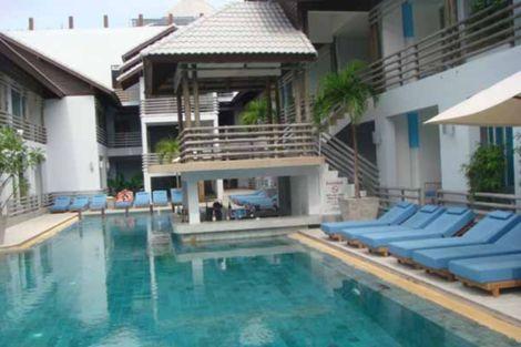 Circuit Bangkok, Khao Lak et Phuket 4* THAÏLANDE