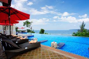 Thailande-Phuket, Combiné hôtels Combiné Emerald Khao Lak Beach Resort & Spa et Aquamarine Resort & Villas Phuket