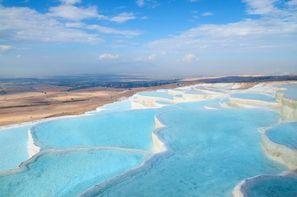 Turquie - Antalya, Combiné circuit et hôtel Trésors d'Anatolie + séjour au Crystal Flora Beach