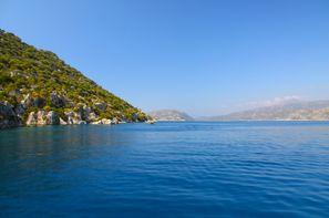 Turquie - Antalya, Combiné circuit et hôtel Trésors d'Anatolie + séjour au Otium Gul Beach