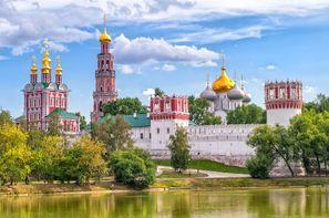 Russie-Moscou, Croisière De Moscou à Saint Pétersbourg