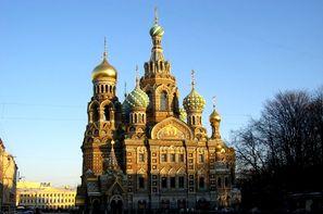 Russie-Saint Petersbourg, Circuit Croisière en Russie - Les incontournables de Saint Petersbourg à Moscou
