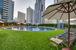 Dubai et les Emirats-Dubai, Hotel Marina View Hotel Apartments Sup
