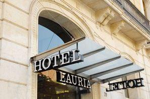 Espagne-Barcelone, Hotel Lauria