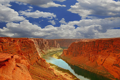 Grand Canyon aux Etats-Unis