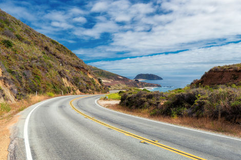 Highway One aux Etats-Unis