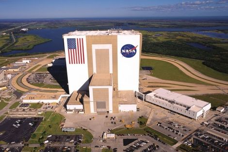 Kennedy Space Center aux Etats-Unis