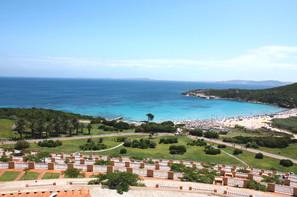 Sardaigne-Olbia, Hotel Marmorata Village