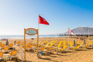 Maroc-Agadir, Hotel Maxi Club Kenzi Europa