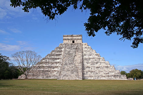 Chichen Itza au Mexique