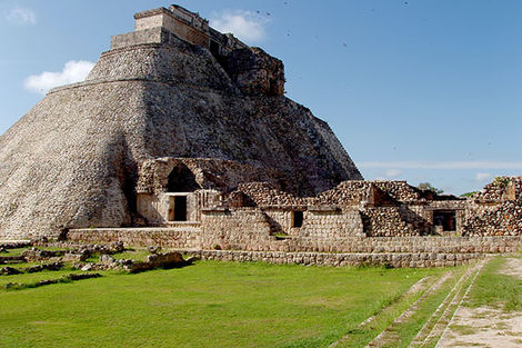Uxmal au Mexique
