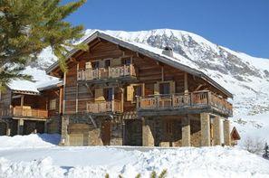 - L'Alpe d'Huez, Chalet des Neiges