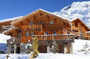 - L'Alpe d'Huez, Chalet Mélusine