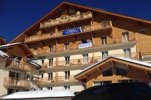 - Les 2 Alpes, Résidence avec services L'Ours Blanc