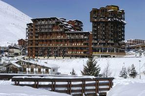 - L'Alpe d'Huez, Résidence avec services Pierre & Vacances L'Ours Blanc