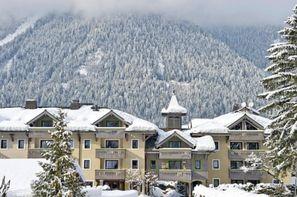 - Chamonix, Résidence avec services Pierre & Vacances Premium La Ginabelle