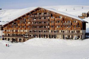 - La Plagne, Résidence avec services Pierre & Vacances Le Mont Soleil