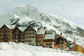 - L'Alpe d'Huez, Résidence avec services Pierre & Vacances Le Thabor
